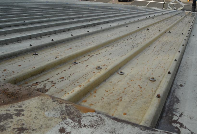 Roof Light Coating Experiment Cladding Coatings