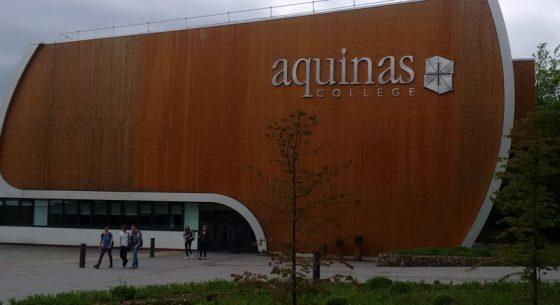 Aquinas College Front