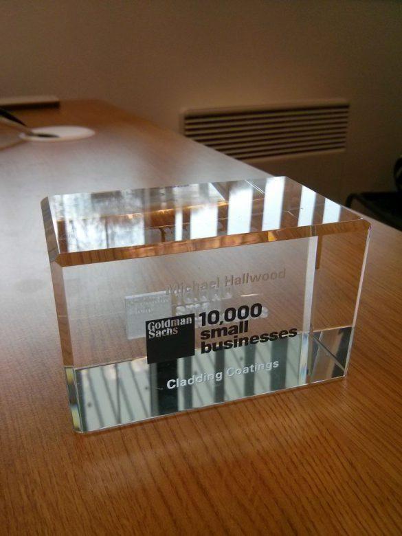Mike Hallwood Award