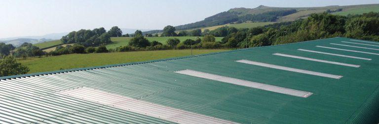 Britannia Willis Skipton Roof