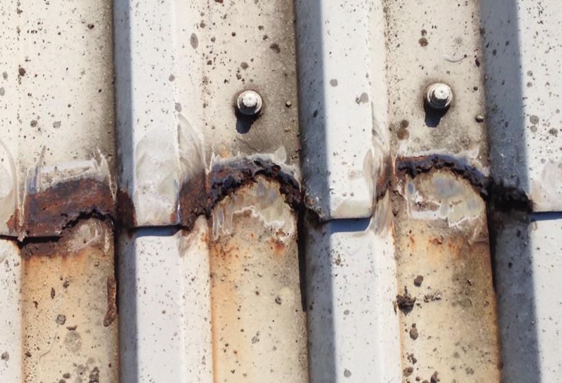 Cut Edge Corrosion Example