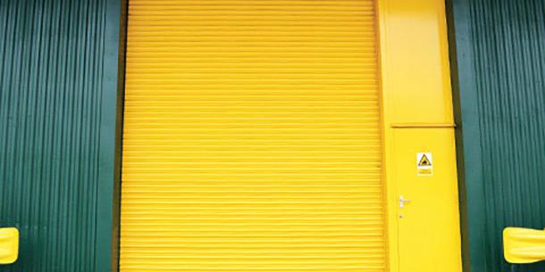 Roller Door Re-coating