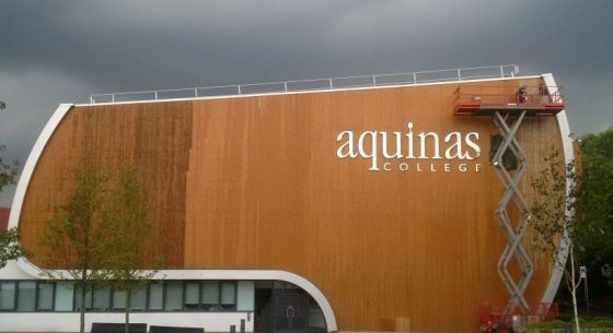 Aquinas College External Refurbishment