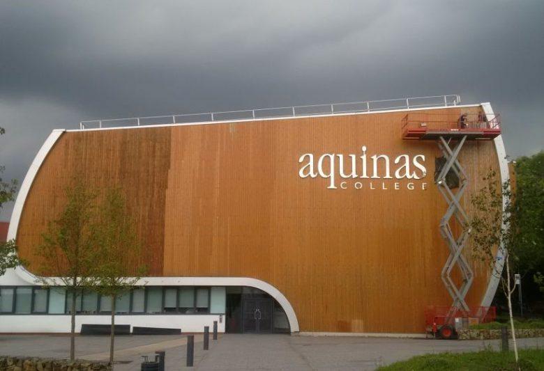 Aquinas College External Refurbishment