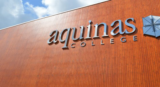 Aquinas College, Stockport, Cheshire