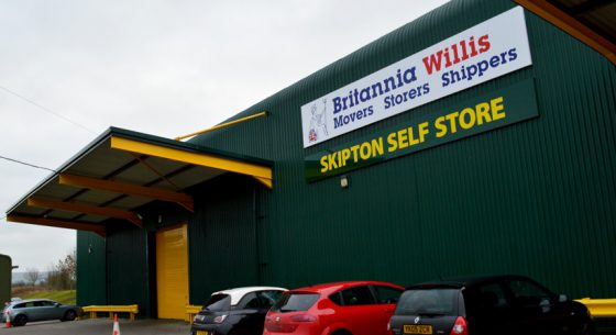Britannia Willis Completed On-site Spraying