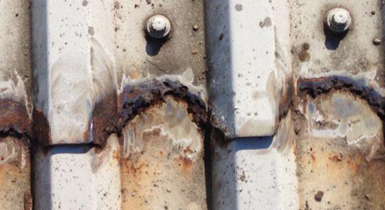 Cladding Coatings Cut Edge Corrosion Repair