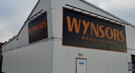 Wynsors Before Shopfront Refurbishment