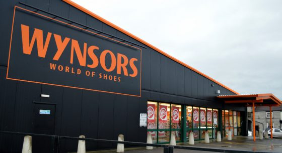 Wynsors After Shopfront Refurbishment