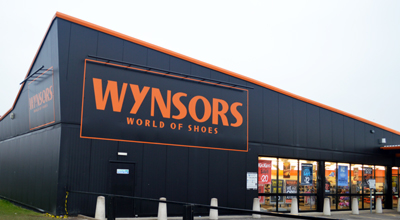 Wynsors World of Shoes, Liverpool