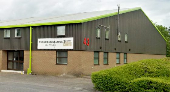 Fugro Engineering Services, Consett