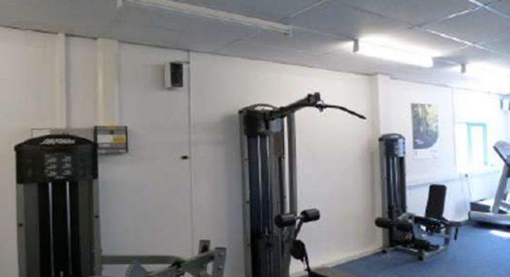 Littlehampton Sports Hall Inside Gym