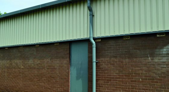 North Seaton Industrial Estate Gutters