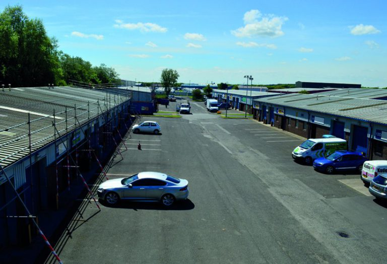 North Seaton Industrial Estate Units