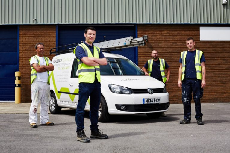 The Cladding Coatings Team