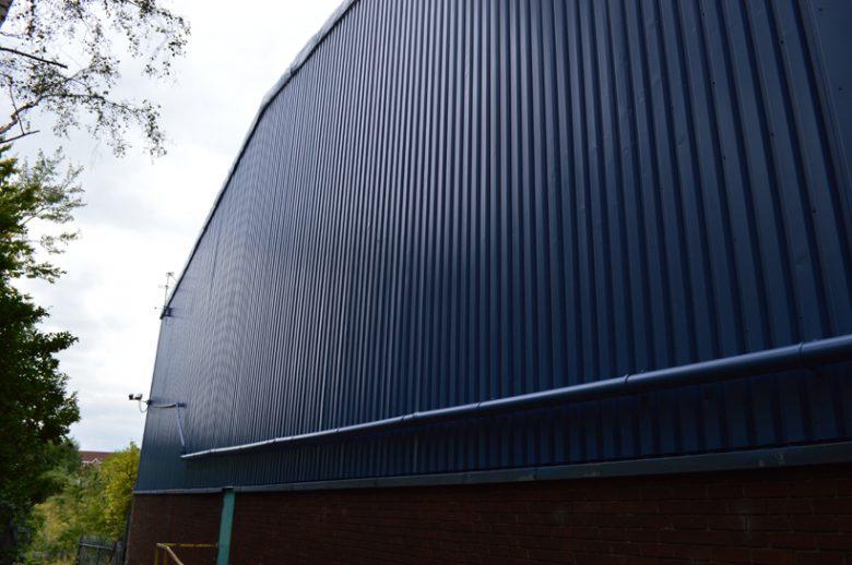 Rodo Warehouse Droylsden Gable After