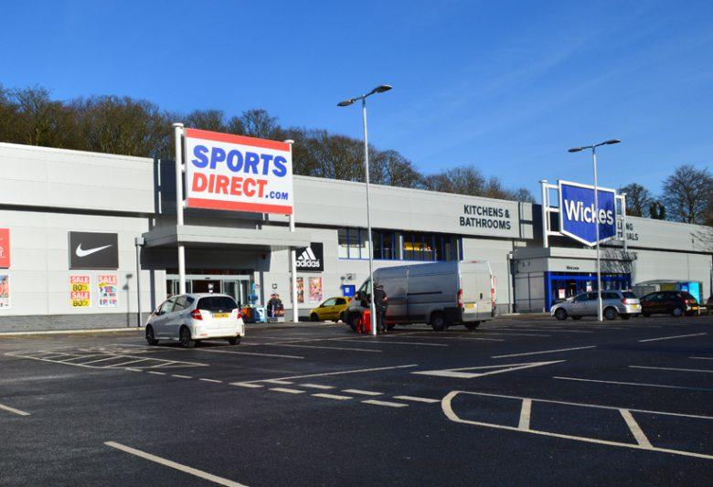 Roundhay Road Leeds Retail Refurbishment