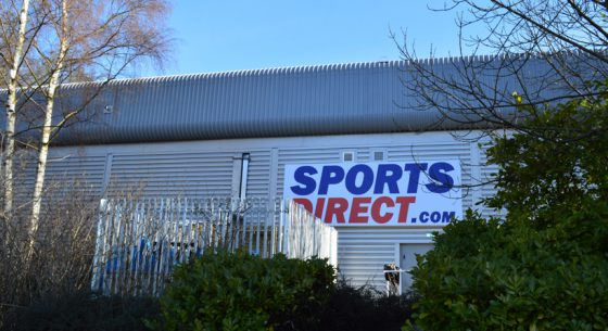Sports Direct Leeds Retail Refurbishment