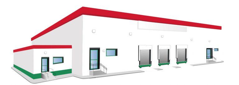 Hungary Warehouse