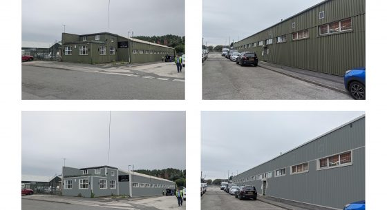 Ashton Before and After Merlin Cladding