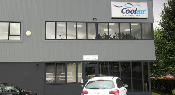 CoolAir Building Refurbishment