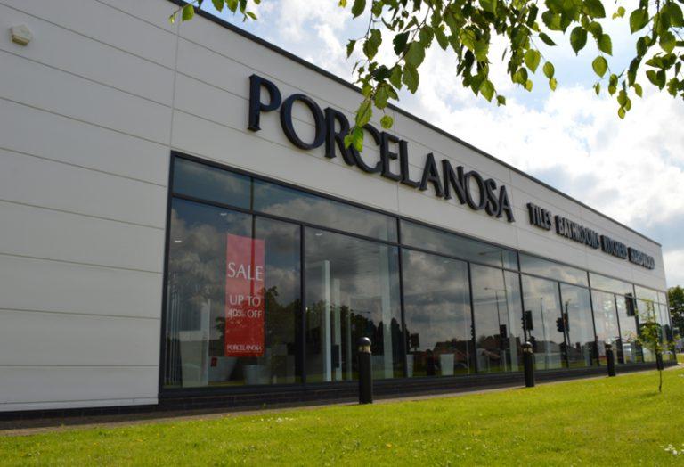 Porcelanosa Nottingham
