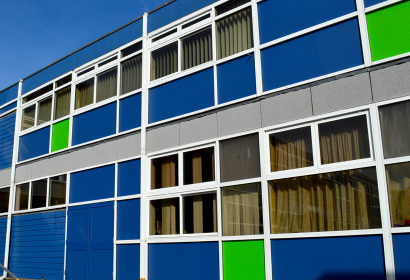 Dukeries Academy Exterior