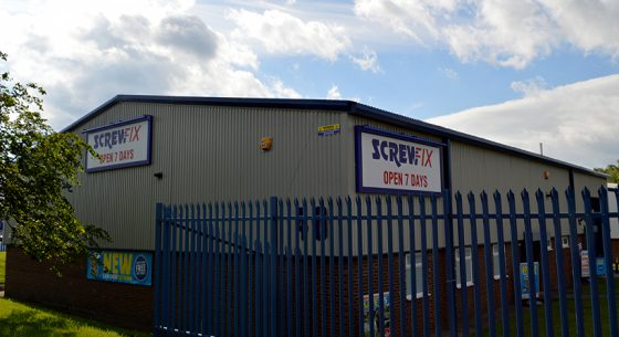 Screwfix Refurbishment Exterior