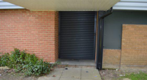 Tripak Delivery Door