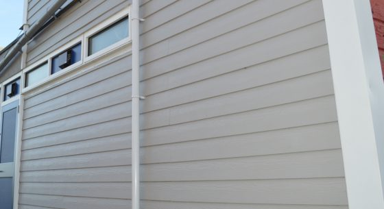 Cedral Weatherboard Example