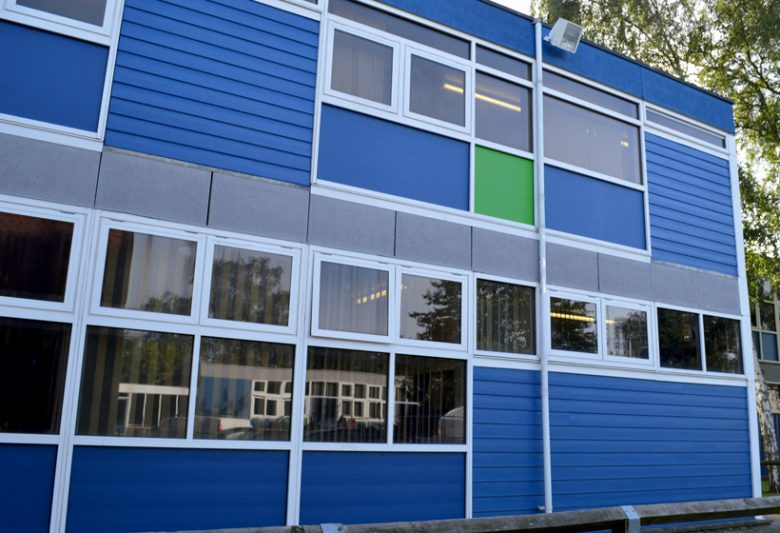 Cedral Weatherboard School Building
