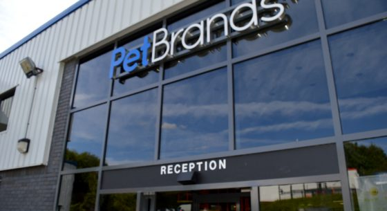 Pet Brands Shopfront Refurbishment