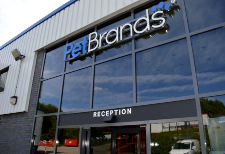 Pet Brands Shopfront Refurbishment