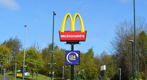 McDonalds Radcliffe