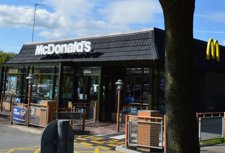 McDonalds Radcliffe Nano Coating