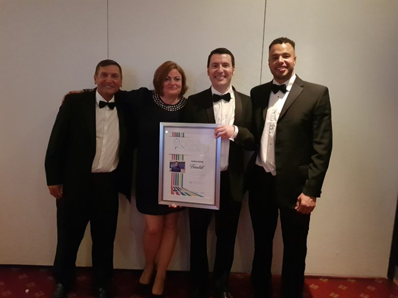 Oldham Business Awards 2017 Our Team