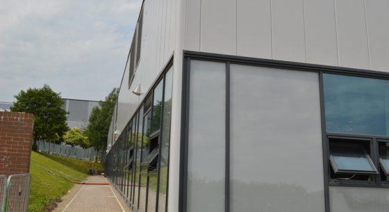 Elliott Hudson College After Refurbishment Side