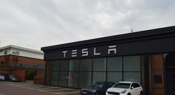 Tesla Leeds After Refurbishment