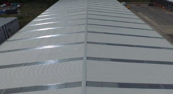 Consett Unit Roof Refurbishment
