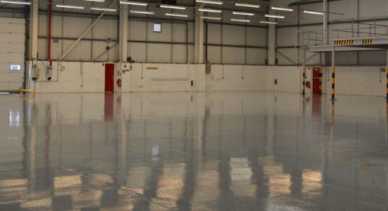 Floor Coating Refurbishment