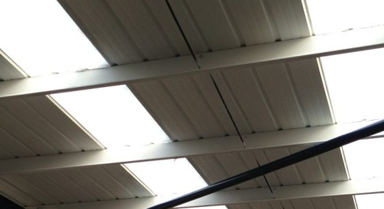 rooflight refurbishment campaign