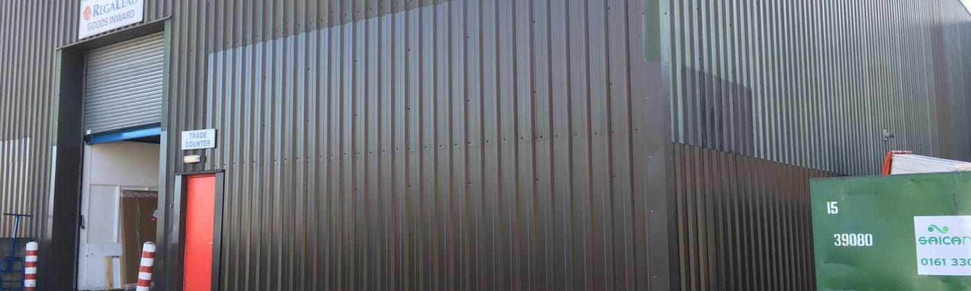 Wall Cladding Repairs
