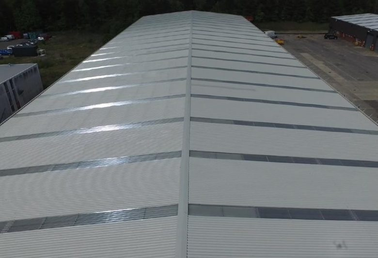 Consett Unit Roof Refurbishment