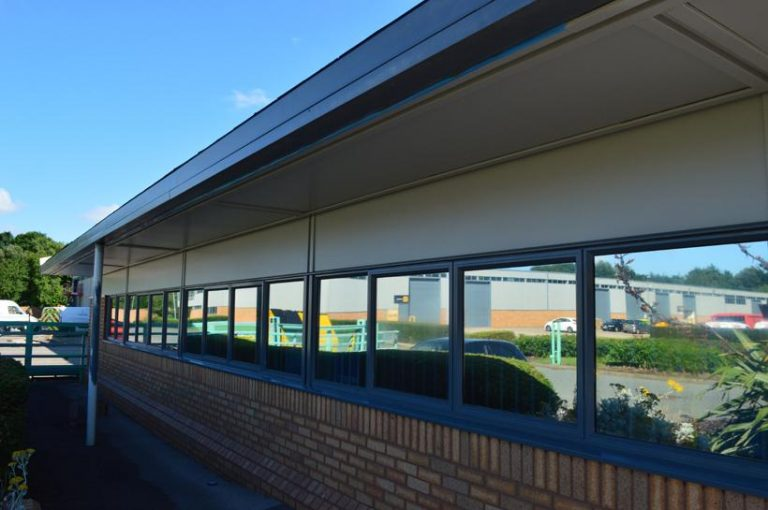 Runcorn Industrial Unit Offices