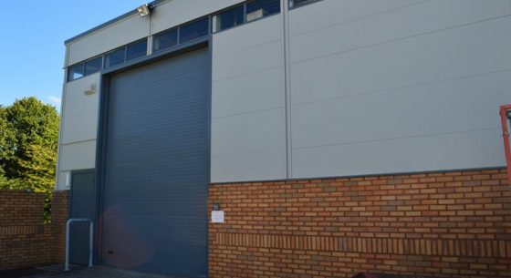 Runcorn Industrial Unit Refurbishment
