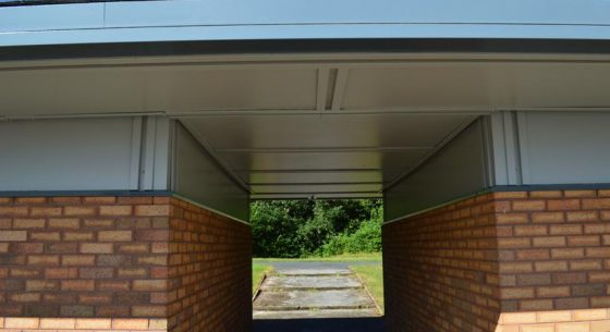 Runcorn Industrial Unit Walkway Refurbishment