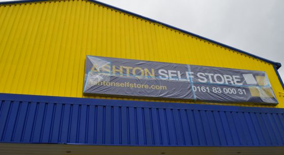 Ashton Self Storage, Manchester