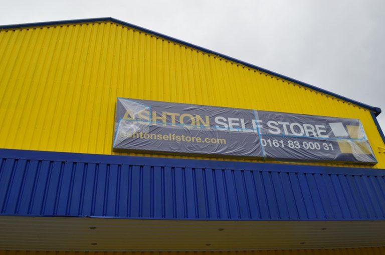 Ashton Self Storage Re-Coating
