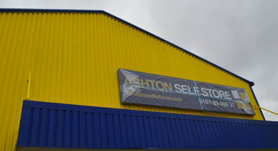 Ashton Self Storage During Coating (7)