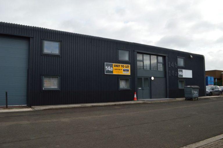 Montford Enterprise Centre in Salford